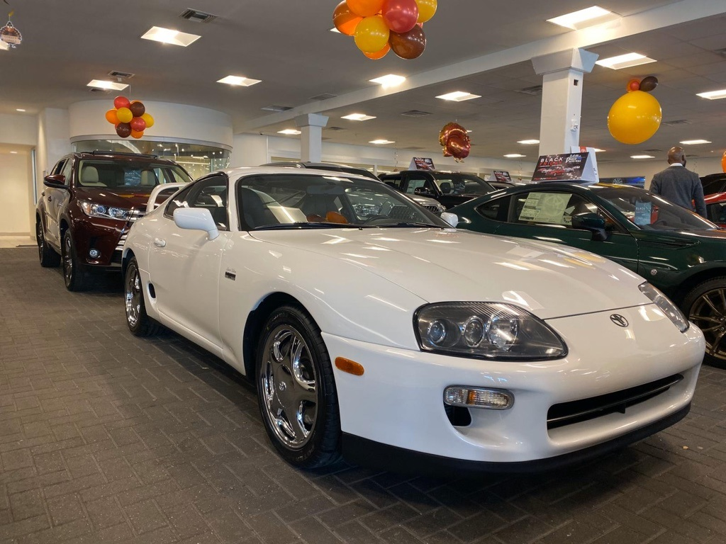 Pre-Owned 1997 Toyota Supra TwinTurbo