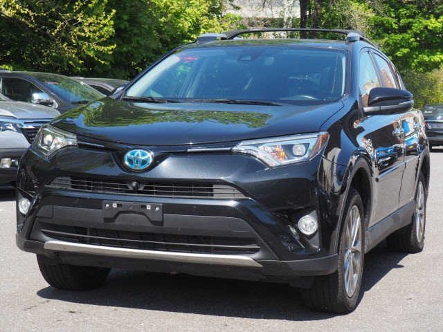 Pre Owned 2016 Toyota Rav4 Hybrid Limited 4d Sport Utility In Brooklyn Ut2103p Acura Of