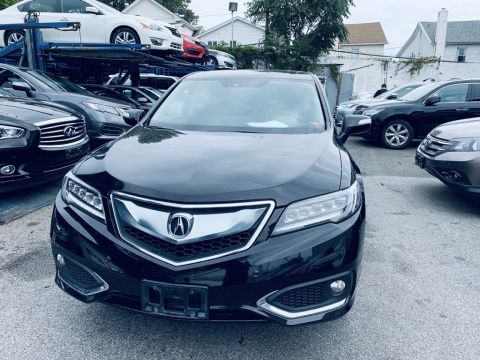 Pre-Owned 2017 Acura RDX Advance Package