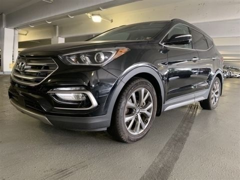 Pre-Owned 2018 Hyundai Santa Fe Sport 2.0L Turbo Ultimate